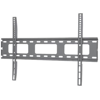 Supporto a muro per TV 40-65 pollici - Supporto a Muro per TV LED LCD Ultra Slim 40-65'' Fisso. Tutti gli accessori di fissaggio (viti e tasselli) sono inclusi nella confezione.